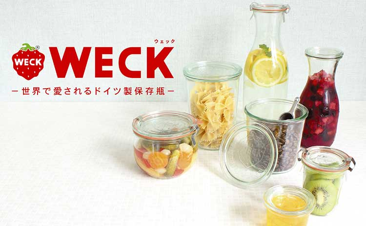 weck-top